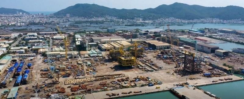 PTSC M&C thi công Dự án Gallaf - Giai đoạn 1 tại bãi cảng